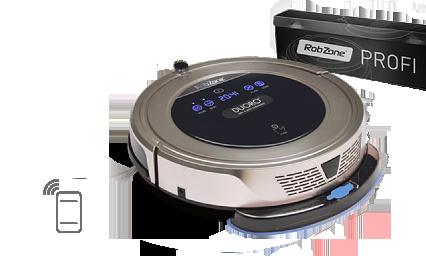 Duoro Xclean Profi. Robotporszívó, amely porszívózik és feltöröl, most akciós áron.
