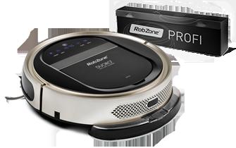 Duoro XControl Profi. Robotporszívó nedves feltörléssel akciós áron