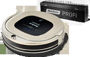 Roomy4 Profi. Robotporszívó nedves feltörléssel akciós áron