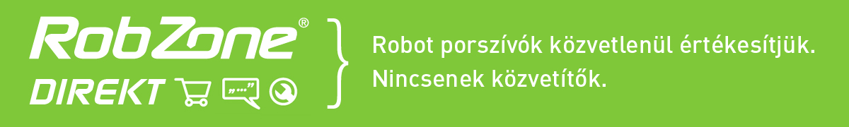 Robzone – robotporszívók egyenesen a gyártótól