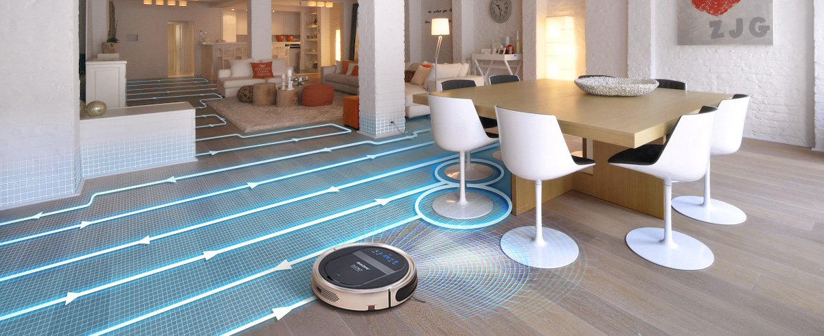 A Duoro Xcontrol robotporszívó fő előnyei