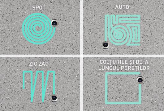 Duoro Xclean aspiratorul robot potrivit pentru toate tipurile de pardoseli