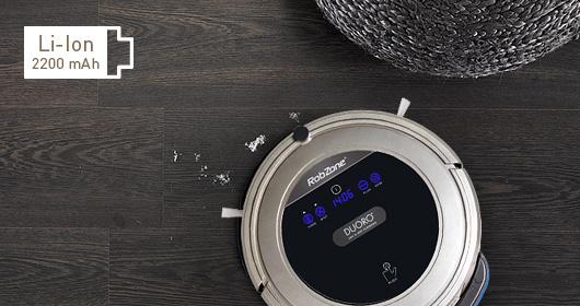 Duoro Xclean, aspirator robot care aspiră și șterge.