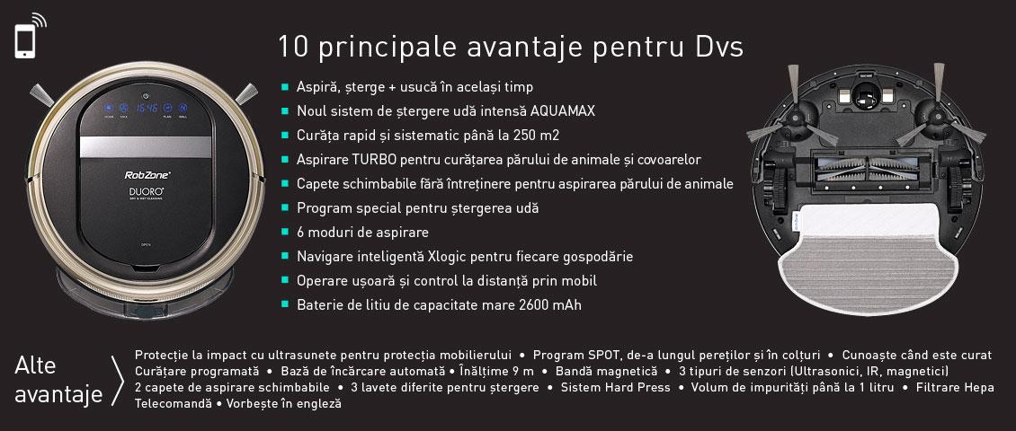 avantajele Duoro Xcontrol