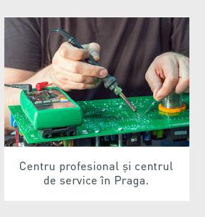 Centrul de service pentru aspiratoarele robot Robzone, personal instruit și asistență excelentă pentru clienți.