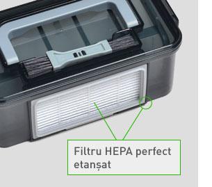 Filtrare HEPA